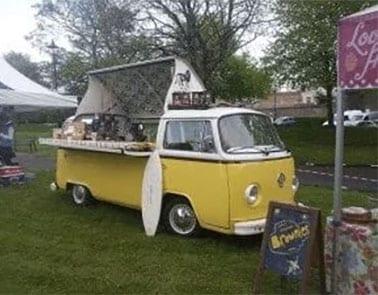 Retro Food Trucks