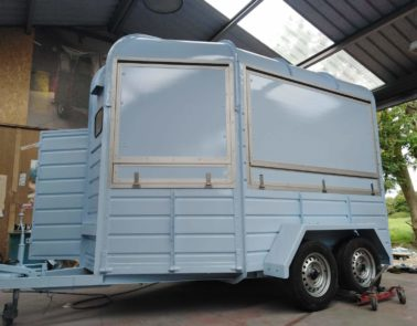 Retro Food Trucks Ire - Vintage Horsebox